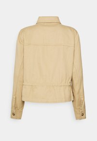 Opus - HAYANA - Summer jacket - pebble stone - 1