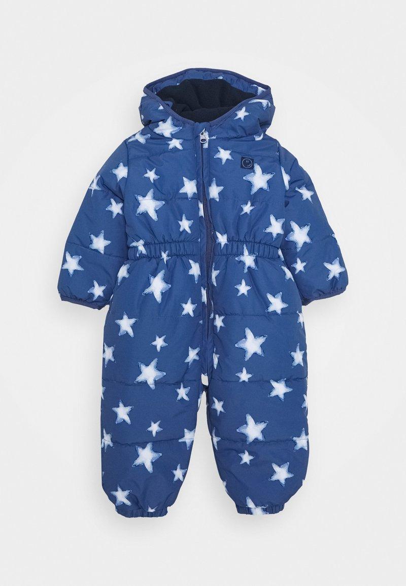Jacky Baby - OUTDOOR - Snowsuit - blau