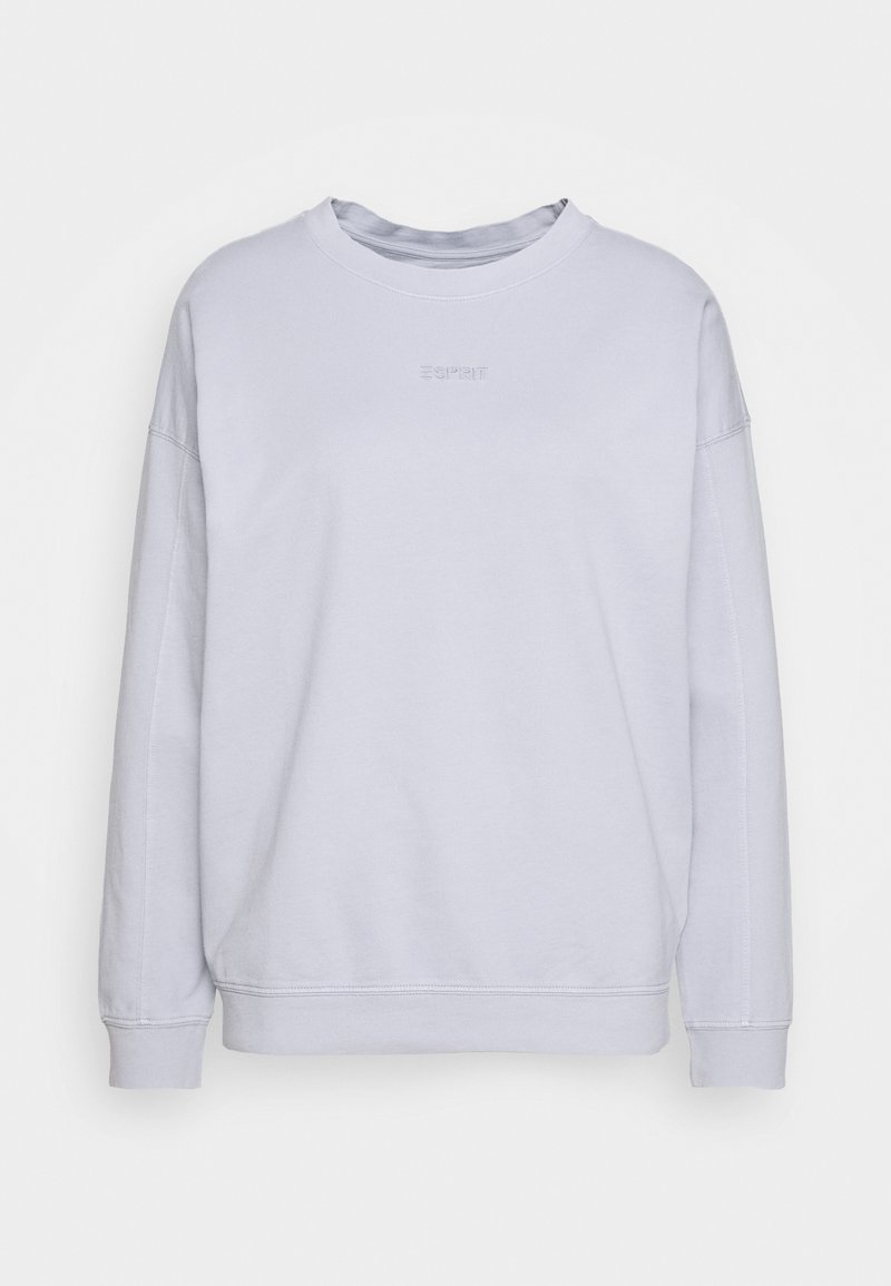 Esprit - ARCHROMA - Sweatshirt - light blue lavender
