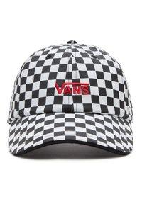 Vans - WM HIGH STANDARD HAT - Cap - black/white checkerboard - 1