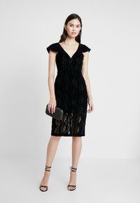 Mossman - READ MY MIND DRESS - Cocktail dress / Party dress - black
