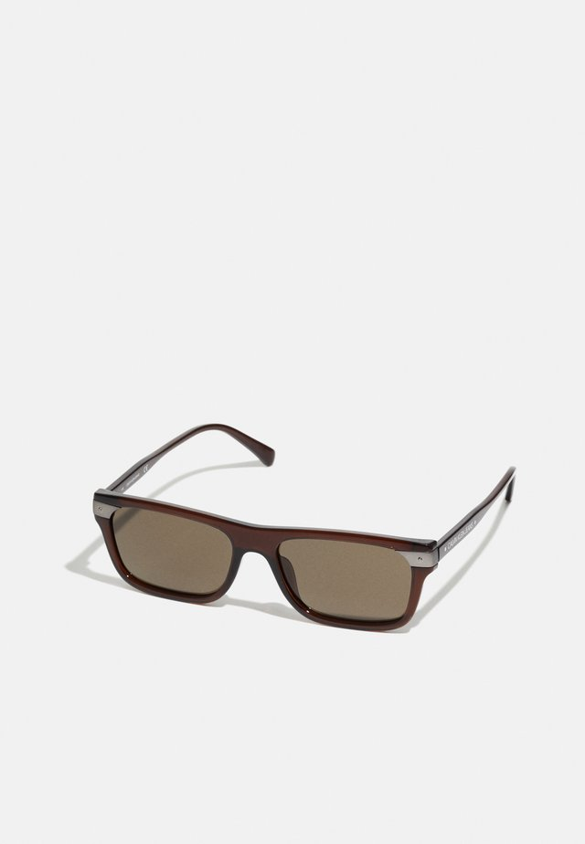 UNISEX - Sluneční brýle - crystal dark brown