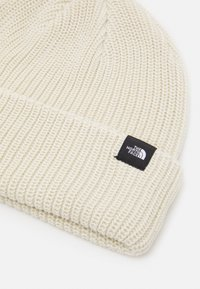 The North Face - FISHERMAN BEANIE UNISEX - Pipo - vintage white - 2