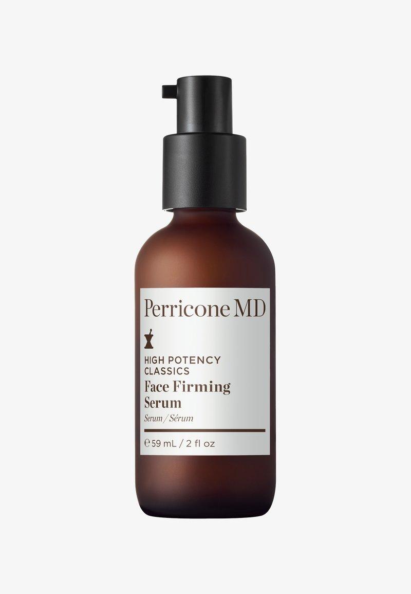 Perricone MD - HIGH POTENCY CLASSICS FACE FIRMING SERUM 59 ML - Serum - -