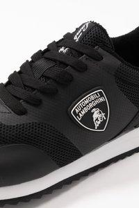 Lamborghini - Sneakers laag - black - 5