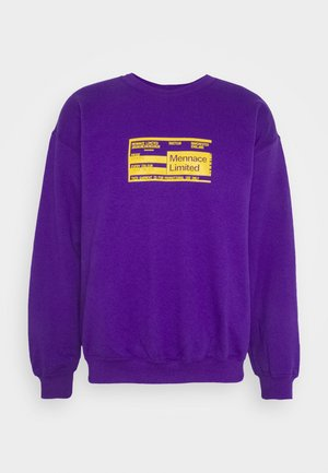 UNISEX PRIDE TICKET SWEATSHIRT - Collegepaita - purple