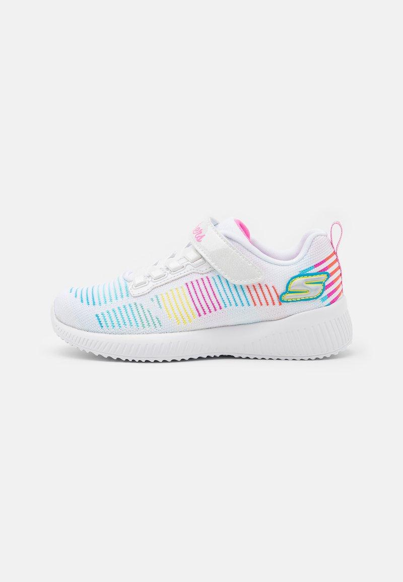 Skechers - BOBS SQUAD - Trainers - white/multicolor
