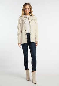 DreiMaster - Summer jacket - cream - 1