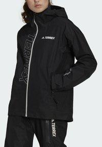 adidas Performance - GORE-TEX J TECHNICAL HIKING JACKET - Training jacket - black - 5
