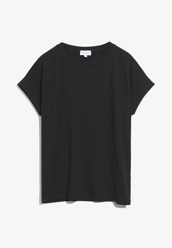 IDAA  - Basic T-shirt - black