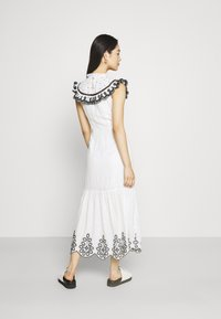 Never Fully Dressed - INDIE EMBROIDERED DRESS - Cocktail dress / Party dress - white - 2