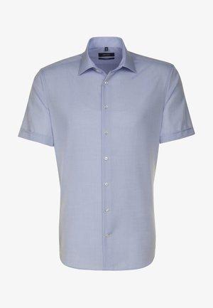 SHAPED FIT - Camicia elegante - blau
