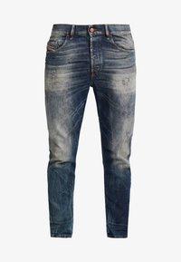 Diesel - D-EETAR - Slim fit jeans - blue denim - 4