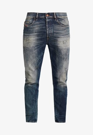 D-EETAR - Džíny Slim Fit - blue denim