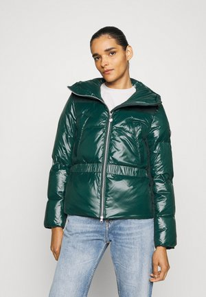Winter jacket - green glabes