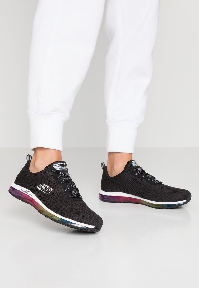 SKECH-AIR - Sneakers basse - black/multicolor