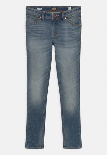 JJIDAN JJFOX JR - Jeans Skinny Fit - blue denim