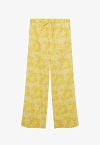 Mango - Trousers - amarillo - 5