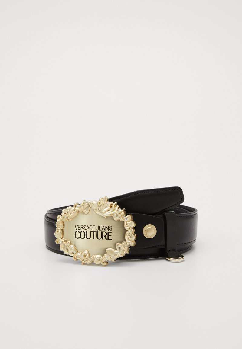 Versace Jeans Couture - Pasek - black/gold