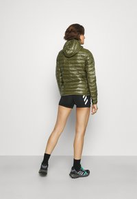adidas Performance - VARILITE - Down jacket - green - 2