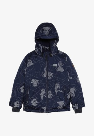 JORDAN JACKET - Winterjas - dark navy