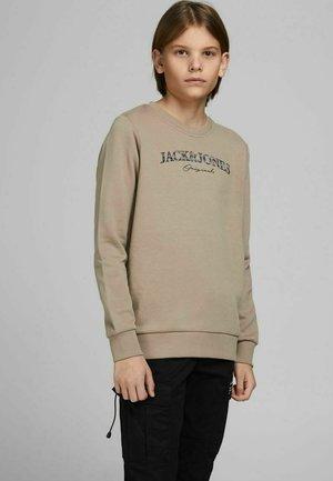 LOGO - Sweatshirts - chinchilla