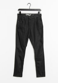 ONLY - Slim fit jeans - black - 0