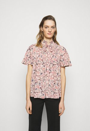 DRAPEY  - Blouse - pink/multi-coloured