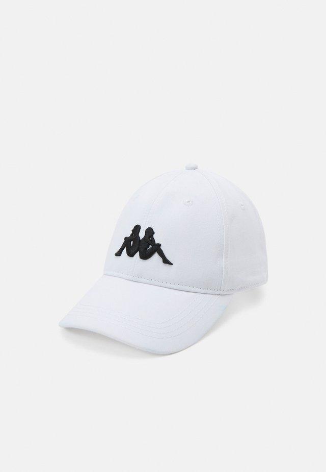 IDAN UNISEX - Cappellino - bright white