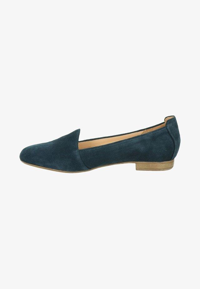 Ballerina's - blauw