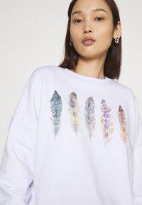 Even&Odd - Sweatshirt - white - 3