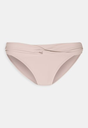 TWISTED HIGHCUT PANTY - Bikiniunderdel - dusty rose