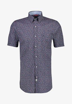 Shirt - storm blue