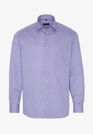 COMFORT FIT - Shirt - blau weiß