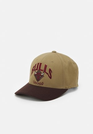 NBA CHICAGO BULLS EMBRACE 110 - Casquette - tan