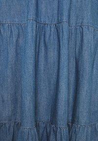 Pieces - PCTINKA STRAP MIDI DRESS - Maxi dress - medium blue - 2