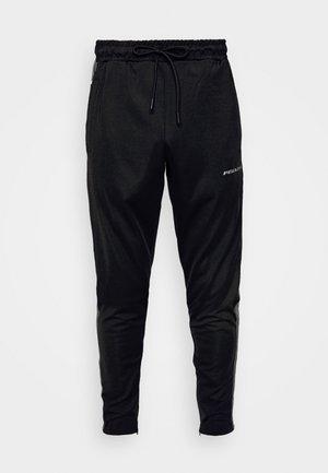 LOGO PANTS UNISEX - Pantalon de survêtement - black grey