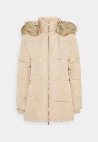 Abrigo de invierno - beige