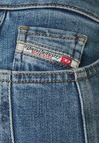 Diesel - D-SLANDY - Jeans Skinny Fit - medium blue - 3