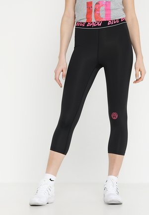 MILA TECH CAPRI - Trikoot - black