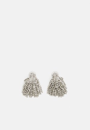 KANE EARRINGS - Earrings - silver-coloured