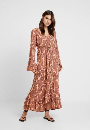 DRESS LONG - Maxi dress - light pink