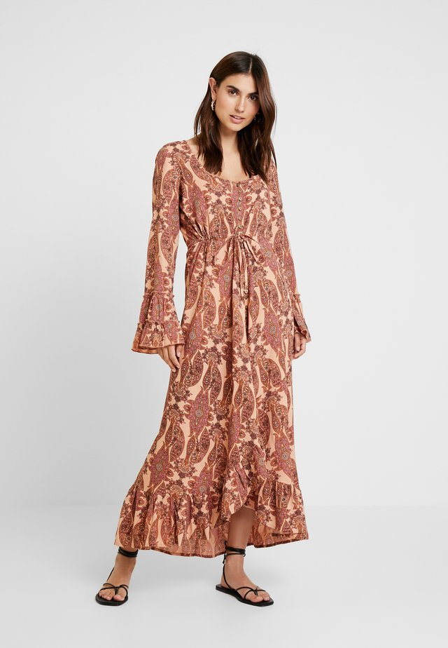 DRESS LONG - Robe longue - light pink