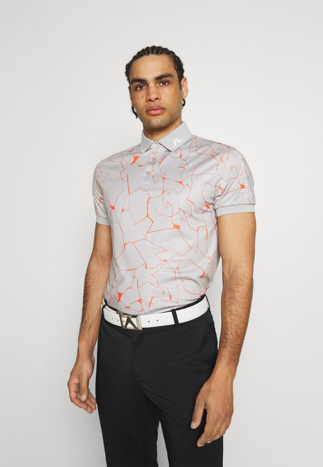 Sports shirt - slit grey