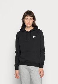 Nike Sportswear - HOODIE - Bluza z kapturem - black - 0