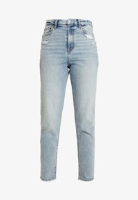 American Eagle - CURVY MOM JEAN - Jeans relaxed fit - cool classic - 4