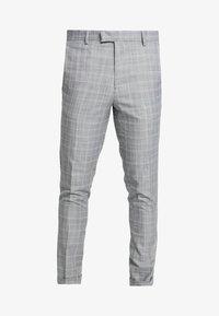 Burton Menswear London - CHAMB  - Trousers - blue - 3