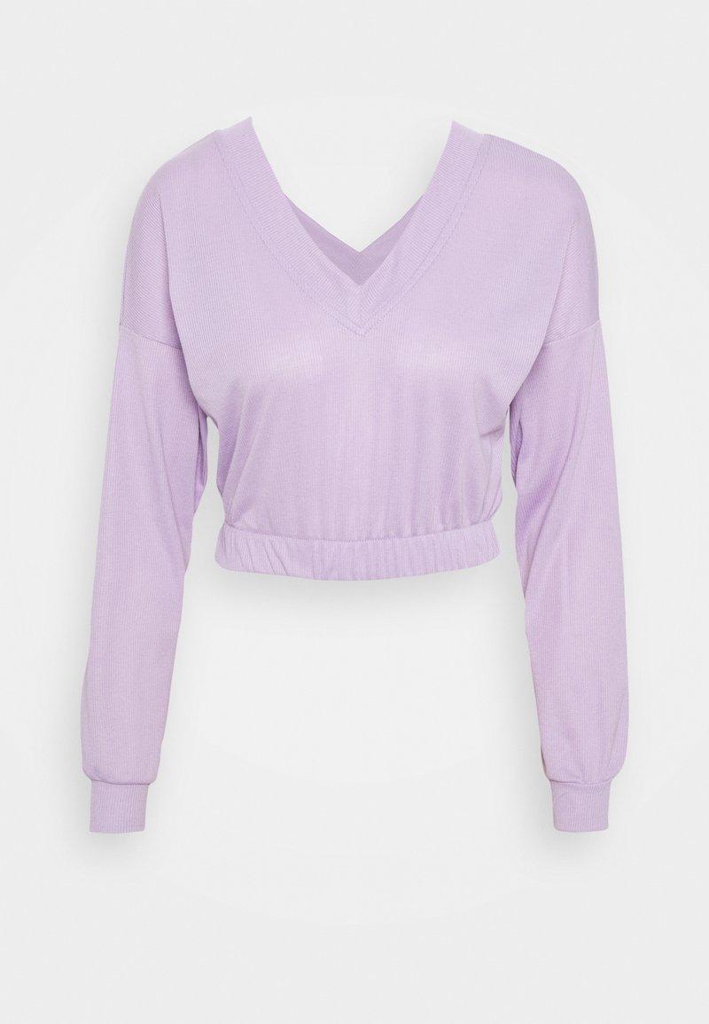 Trendyol - Jumper - lilac