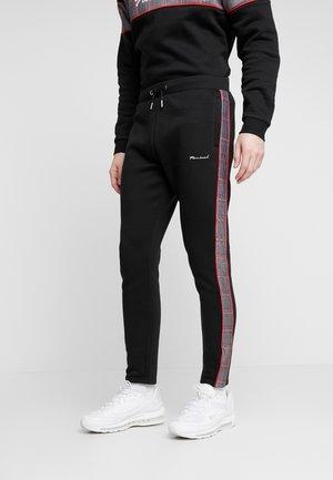 CHURCH - Pantalones deportivos - black