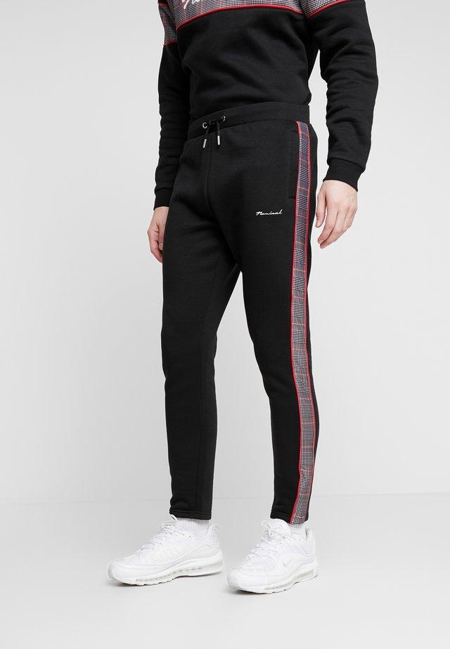 CHURCH - Pantalon de survêtement - black